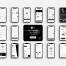 50多个精品原型设计界面布局线框精品设计素材下载(提供Adobe XD格式源文件)