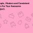 50个电子商务线形图标设计素材下载