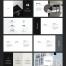70个现代干净建造建筑师室内设计ppt模板优质设计素材下载