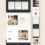 11个白金版高品质现代大气的企业网站设计优质设计素材下载(提供XD和sketch格式源文件)