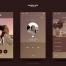 12款白金版移动端APP页面UI界面设计PSD模板素材下载