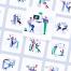 20个优质的APP启动页引导页网站电子商务插图优质设计素材下载