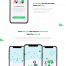 90+精品绿色系的手机app界面设计UI工具包的Adobe XD优质设计素材下载(提供Adobe XD格式源文件)