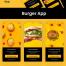 15个优质的汉堡外卖点餐APP UI套件优质设计素材下载(提供Adobe XD格式源文件)