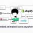 500个交互式动画网页图标优质设计素材下载