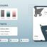 完整简洁创意的日历事件XD Android的UI工具包优质设计素材下载(提供Adobe XD格式源文件)