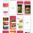 60个外卖快餐完整项目应用程序ui设计优质设计素材下载(提供Adobe XD和sketch格式源文件)