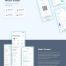 50多个医疗记录动态病历ui界面设计素材下载(提供Sketch格式下载)
