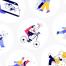 108个时尚和现代组可定制的插图素材下载