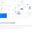 40多个简洁清爽的仪表盘后台管理系统UI工具包优质设计素材下载(提供Adobe XD和sketch格式源文件)