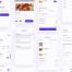 15个食物食品订购优质设计素材下载(提供Adobe XD格式源文件)