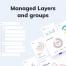 40个现代的后台管理仪表盘面板UI工具包包含暗黑模式优质设计素材下载(提供sketch格式源文件)