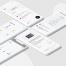 20个精心设计的销售给客户提供产品和销售跟踪解决方案ui设计素材下载