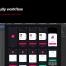 40个暗黑模式界面的现代简洁银行钱包ui界面设计素材下载